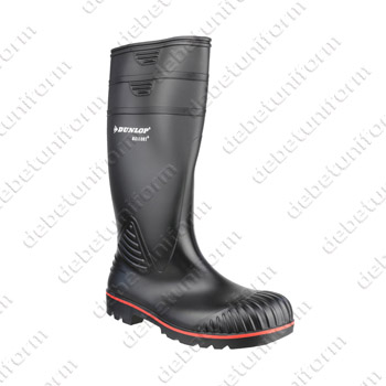Safety wellington boots DUNLOP ACIFORT A442031 SRA S5