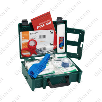 10 person catering first aid kit 33150FB
