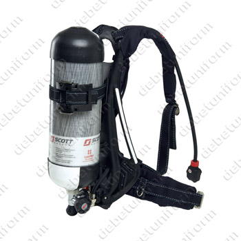 Self-contained breathing apparatus SCOTT SAFETY ProPak-F