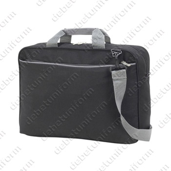 Conference bag KANSAS 1448, black