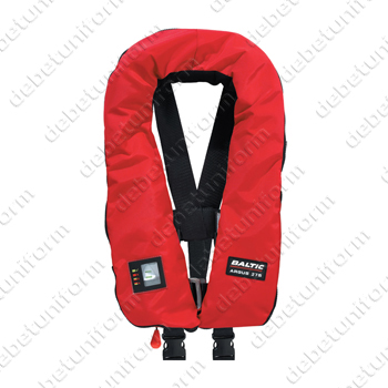 Automatic life jacket BALTIC 2779 with harness (275N)