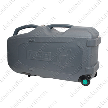 Carrying case for SCBA