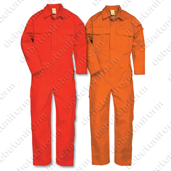 FR cotton 300 gsm work coverall 1110400051