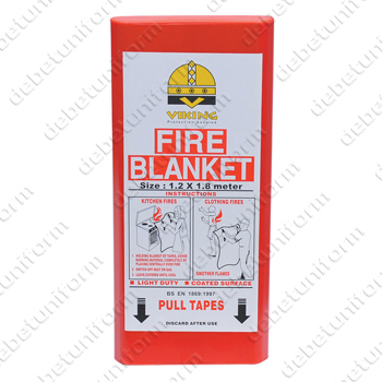Fire blanket VIKING1200x1800mm