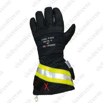 Fire fighter gloves FIRE FOX BETA II