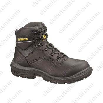 Safety boots CAT® GENERATOR S3 HRO SRA, black