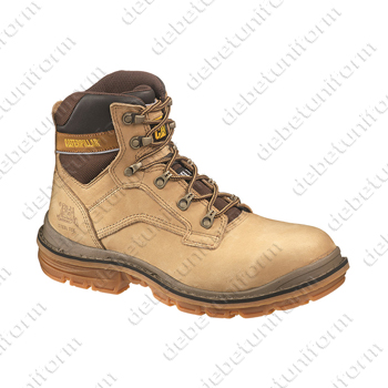 Safety boots CAT® GENERATOR S3 HRO SRA, tan