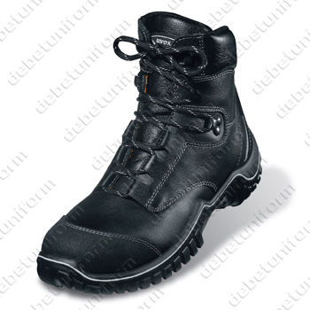 Safety boots UVEX MOTION LIGHT 6986 S3, black