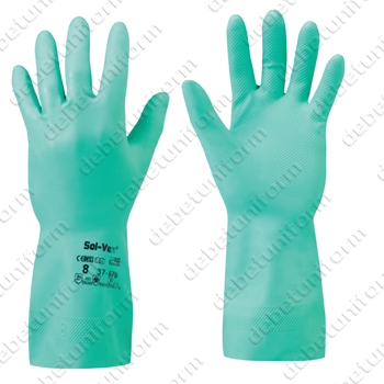 Safety gloves ANSELL Sol-Vex® 37-676