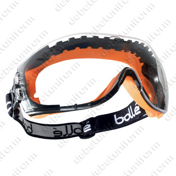Safety goggle BOLLE PILOT, clear