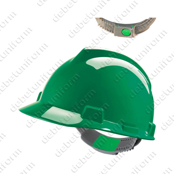 Safety helmet MSA V-GARD (Staz-on suspension)