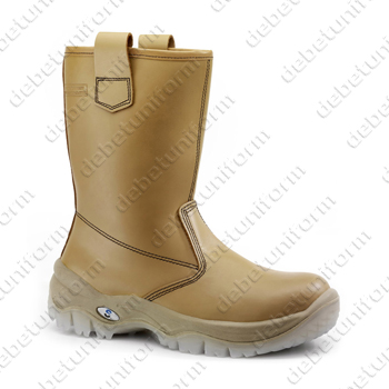 Safety rigger boots SECOR® MENTOR S3 SRC, tan