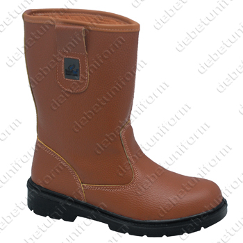 Safety rigger boots VAULTEX S1P, tan