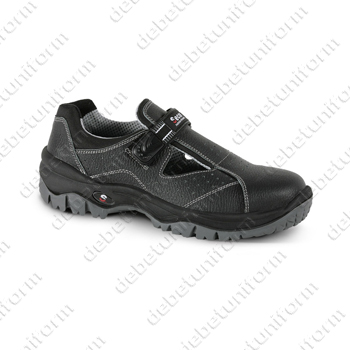 Safety shoes SECOR® OPEN S1P SRC, black