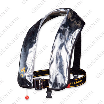 Welders inflatable life jackets MULLION MARINER 1MYGA4VP1SIL (275N)